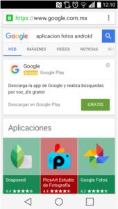seguimiento de conversiones aplicaciones moviles